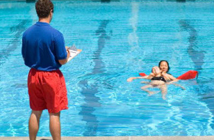 Image result for lifeguard instructor